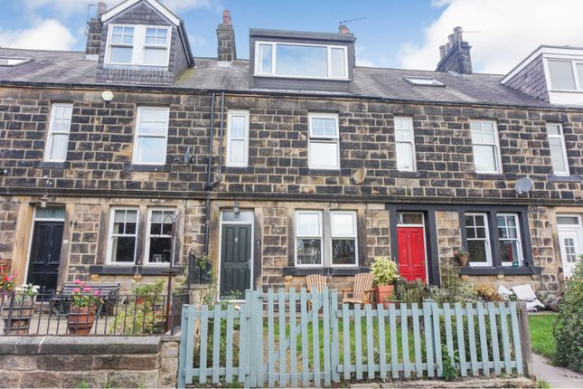 Thumbnail Terraced house for sale in St. Clair Terrace, Otley