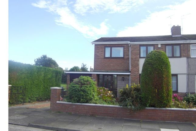 Thumbnail Property to rent in Eden Grove, Morpeth