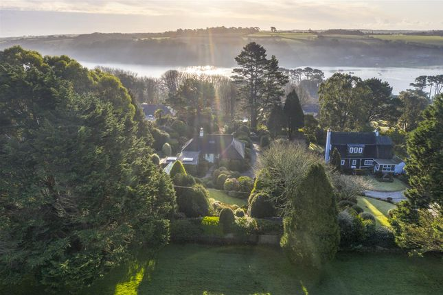 Thumbnail Detached bungalow for sale in Bar Road, Helford Passage, South Cornwall