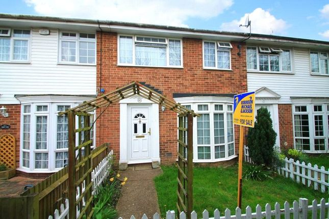 Thumbnail Terraced house to rent in Thistle Walk, Sittingbourne