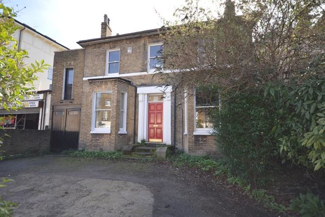 Thumbnail Terraced house for sale in Wood Dene, Queens Road, London