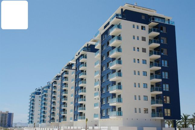Thumbnail Apartment for sale in La Manga Strip, Costa Calida, Spain
