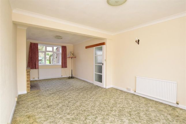 Thumbnail Semi-detached house for sale in Vale Avenue, Patcham, Brighton, East Sussex