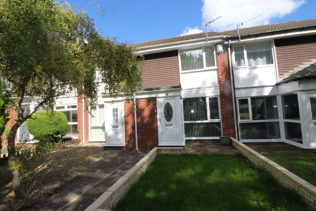 Thumbnail Terraced house to rent in Chichester Close, Brunton Bridge, Newcastle Upon Tyne