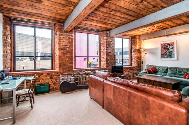 Thumbnail Flat for sale in Tib Street, The Northern Quarter, Manchester, Greater Manchester