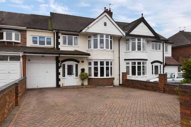 Thumbnail Semi-detached house for sale in Goodrest Avenue, Halesowen, Worcestershire