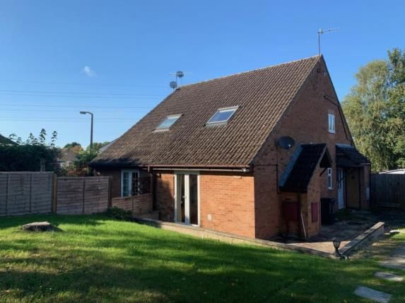 Thumbnail Terraced house for sale in Pennycress Close, Haydon Wick, Swindon, Wiltshire