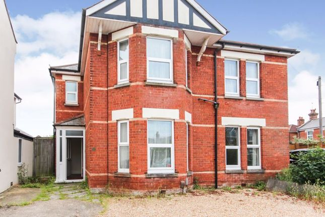 Thumbnail Detached house to rent in Melville Road, Winton, Bournemouth