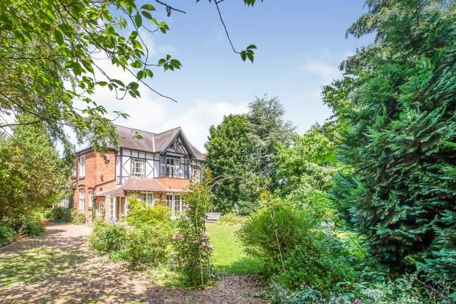 Thumbnail Detached house for sale in Granville Road, Wigston, Leicestershire
