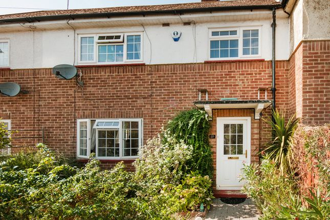 Thumbnail Terraced house for sale in Cedar Road, Bedfont, Feltham