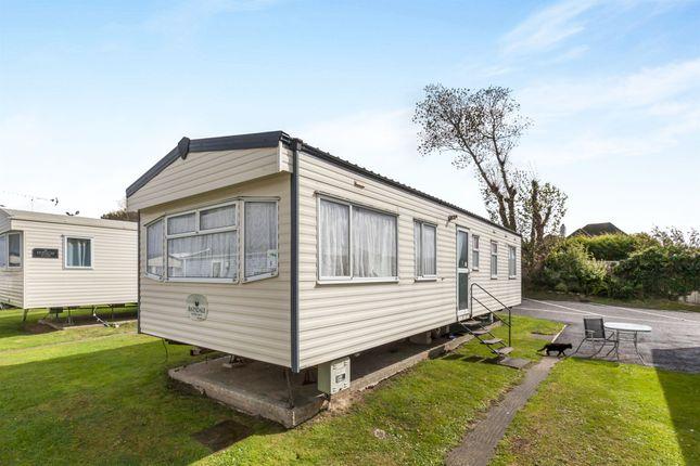 Mobile/park home for sale in Harley Shute Road, St. Leonards-On-Sea