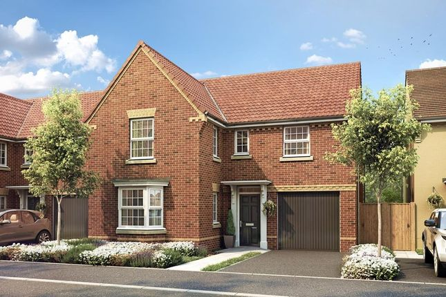 "4 bedroom detached house for sale in ""Drummond"" at Butt Lane, Thornbury, Bristol"