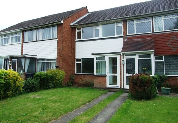 Thumbnail Terraced house to rent in Belgrave Road, Belgrave, Tamworth