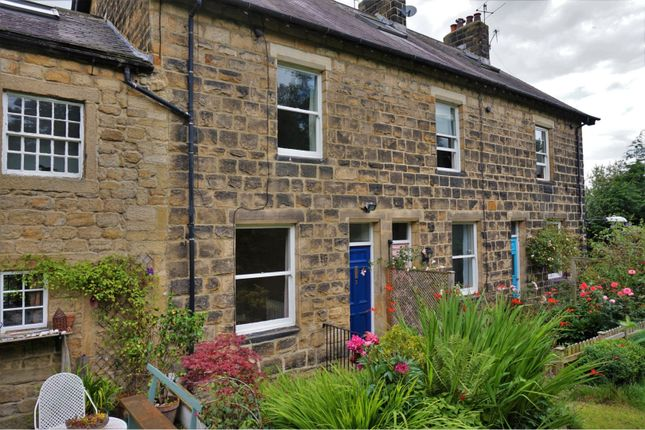 Thumbnail Terraced house to rent in Silver Mill Hill, Otley