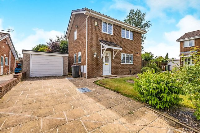 Thumbnail Detached house to rent in St. Francis Close, Fulwood, Preston