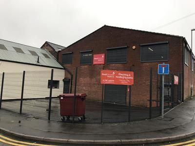 Thumbnail Light industrial to let in Meakins Row, Fenton, Stoke On Trent, Staffordshire