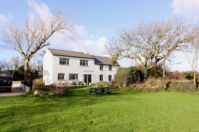 Thumbnail Property for sale in Rose, Truro
