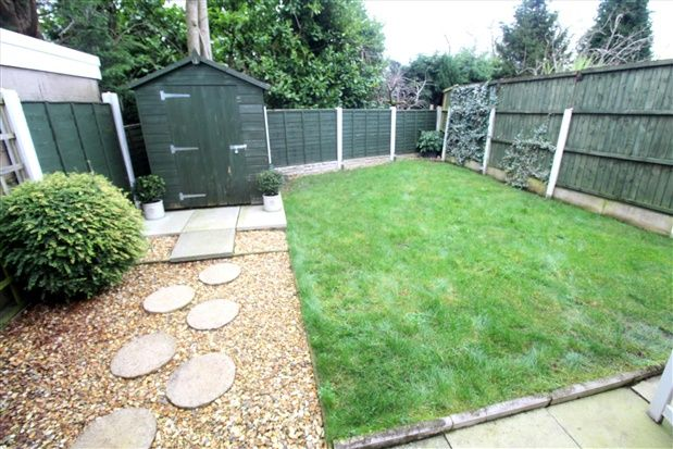 Garden of Kiln Croft, Chorley PR6
