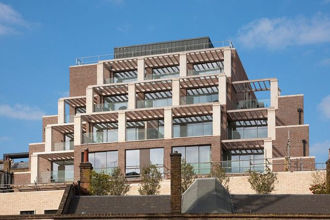 Thumbnail Flat for sale in The Luxborough, The W1, Marylebone High Street, London
