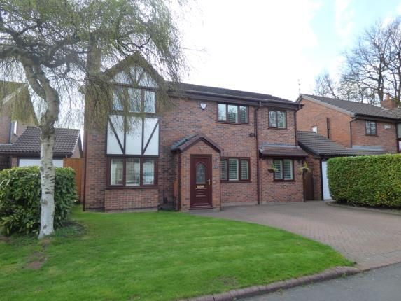 Thumbnail Detached house for sale in Poolcroft, Sale, Manchester