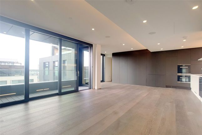 Thumbnail Flat for sale in Rathbone Square, Rathbone Place, London