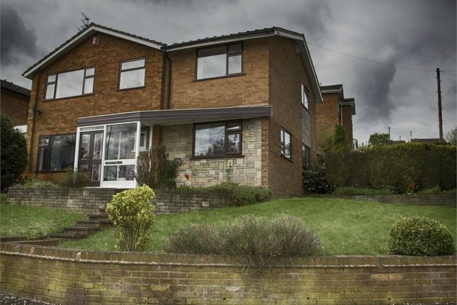 Thumbnail Link-detached house for sale in Standhills Road, Kingswinford, West Midlands