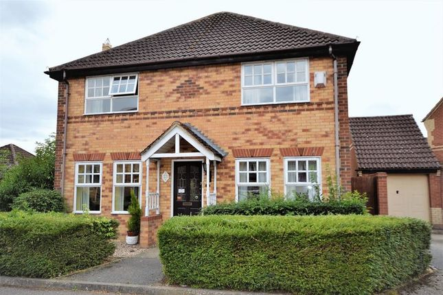 Thumbnail Detached house for sale in The Nortons, Caldecotte, Milton Keynes