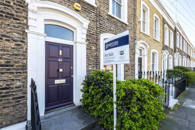 Thumbnail Terraced house for sale in Prebend Street, London