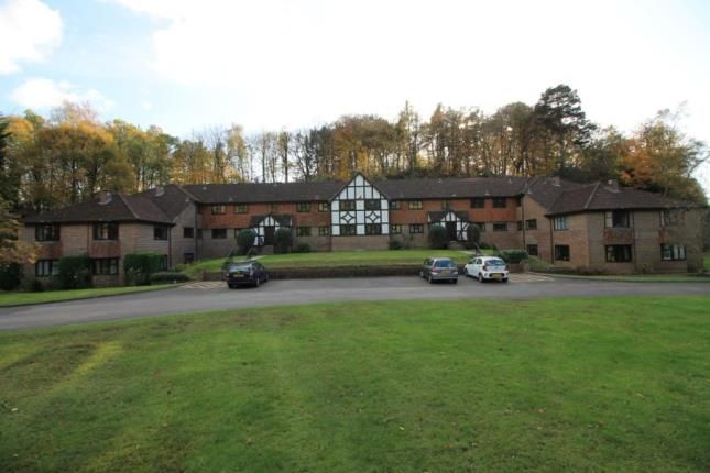 Thumbnail Flat for sale in Portesbery Hill Drive, Camberley, Surrey