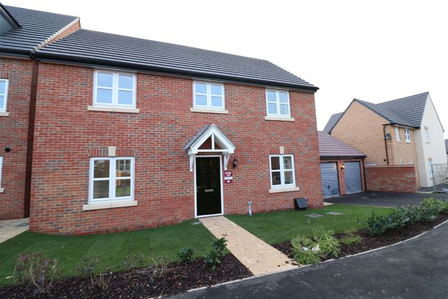 Thumbnail Detached house for sale in Gardenfield, Higham Ferrers