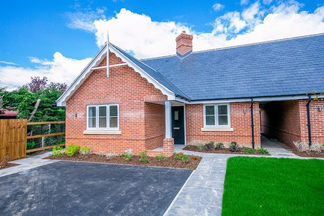 Thumbnail Bungalow for sale in Anchor Close, Upper Street, Stratford St. Mary, Colchester