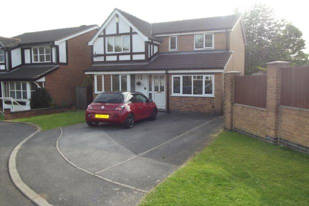 4 bed property to rent in Cedarwood Court, Oakwood, Derby DE21
