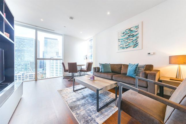 2 bed flat for sale in Maine Tower, 9 Harbour Way, London E14