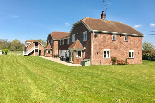 Thumbnail Detached house for sale in Stype, Hungerford