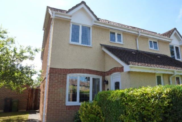 Thumbnail Semi-detached house to rent in Redshank Road, Waterlooville