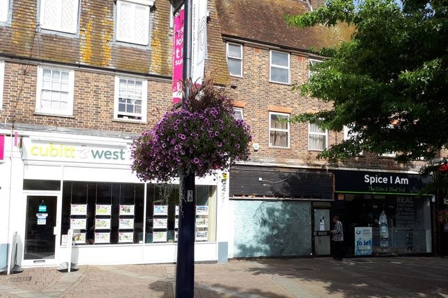Thumbnail Retail premises to let in Grand Parade, High Street, Crawley