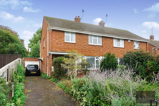 Thumbnail Semi-detached house to rent in Leighdene Close, St. Leonards, Exeter