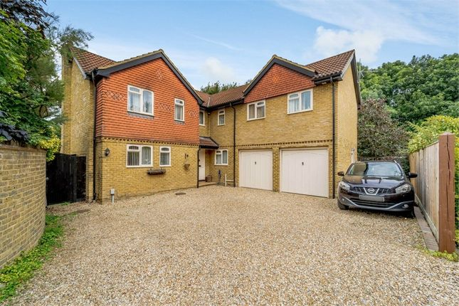 Thumbnail Detached house for sale in Wiltshire Grove, Warfield, Bracknell, Berkshire