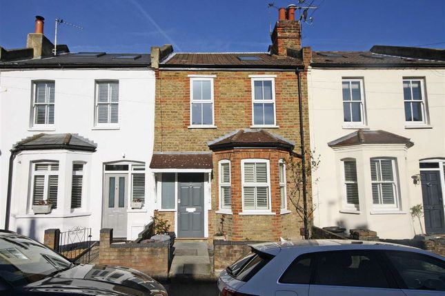 Thumbnail Terraced house for sale in Mereway Road, Twickenham