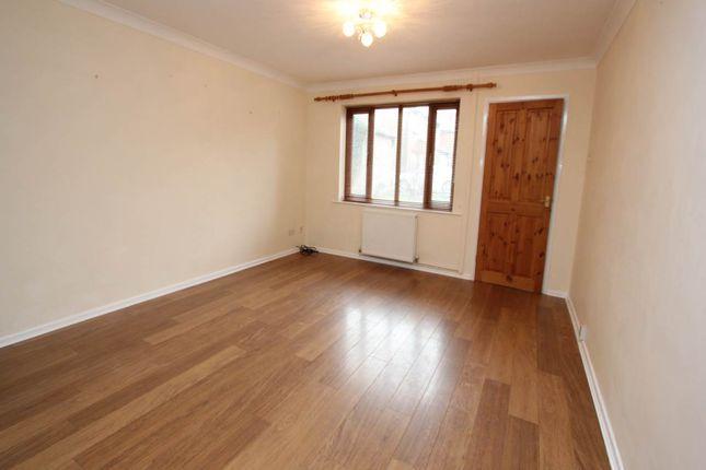 Living Room of Beaufort Way, Rhoose, Barry CF62