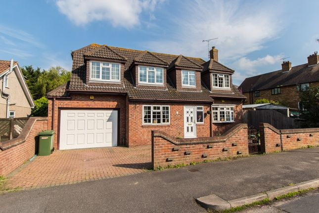 Thumbnail Detached house for sale in Seymour Road, Hadleigh