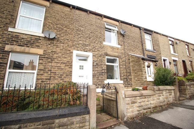 Thumbnail Terraced house to rent in Stanyforth Street, Hadfield, Glossop