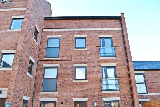 Thumbnail Flat for sale in Lock Court, Upper Cambrian Road, Chester