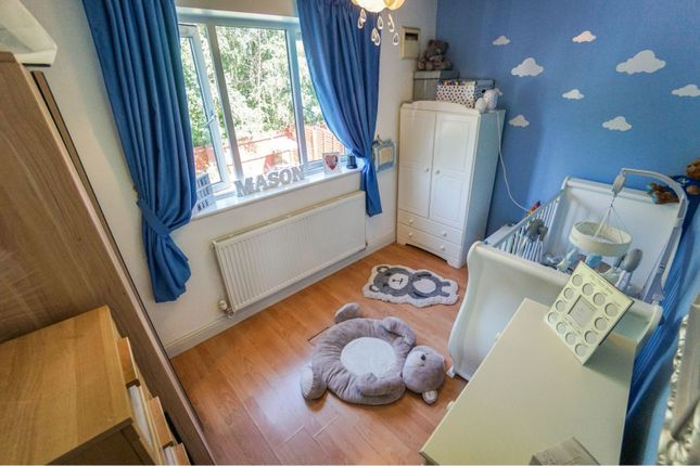Bedroom of Richborough Drive, Dudley DY1