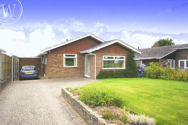 Thumbnail Detached bungalow for sale in Orchard Green, Marden, Hereford