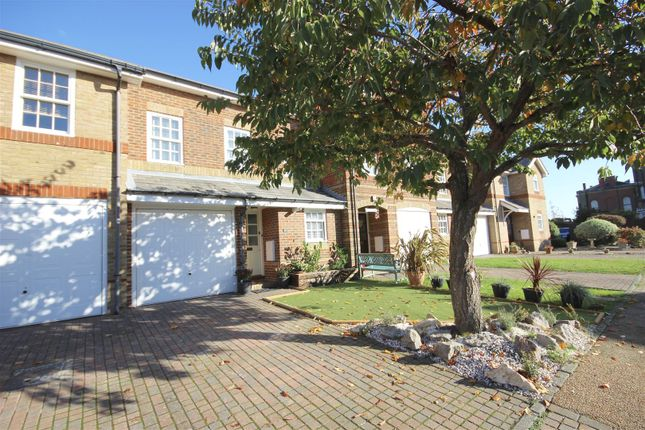 Thumbnail Terraced house to rent in Drysdale Mews, Marine Gate, Southsea