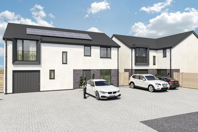 Thumbnail Detached house for sale in Newhailes Court Gardens, Newcraighall Road, Musselburgh, Midlothian