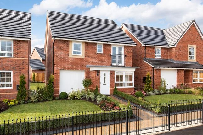 "Thumbnail Detached house for sale in ""Tavistock"" at Dearne Hall Road, Barugh Green, Barnsley"