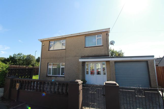 Thumbnail Detached house for sale in Arnold Place, Tredegar
