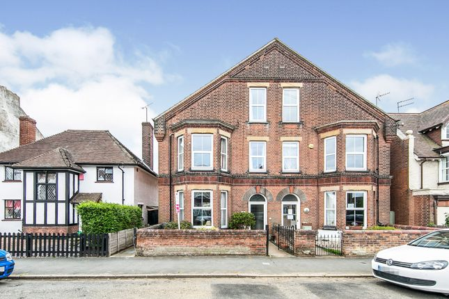 Thumbnail Semi-detached house for sale in Fronks Road, Dovercourt, Harwich